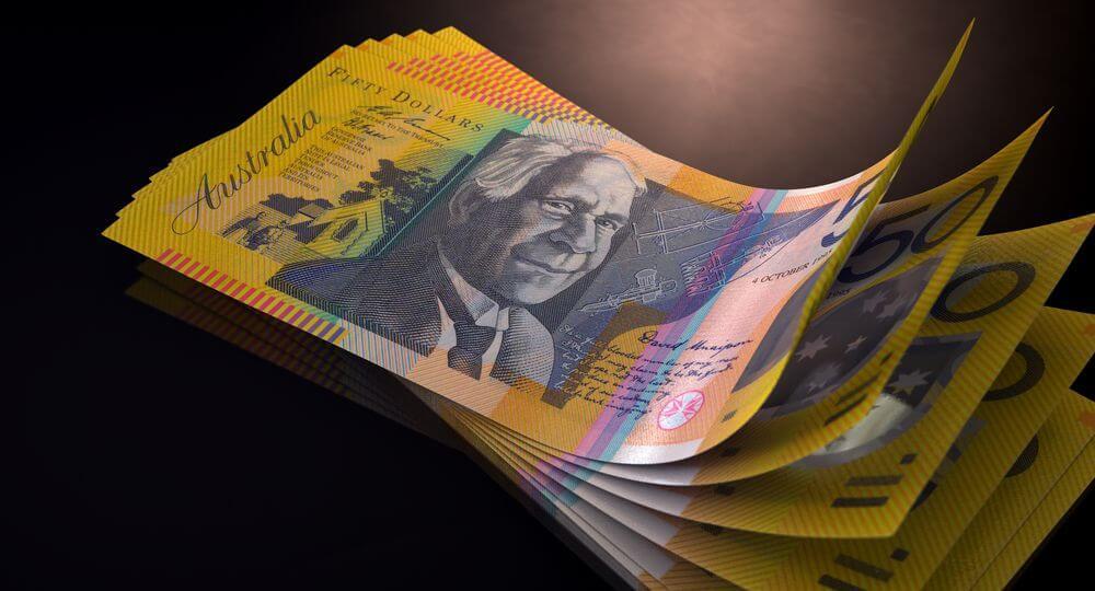 AUD - австралийский доллар