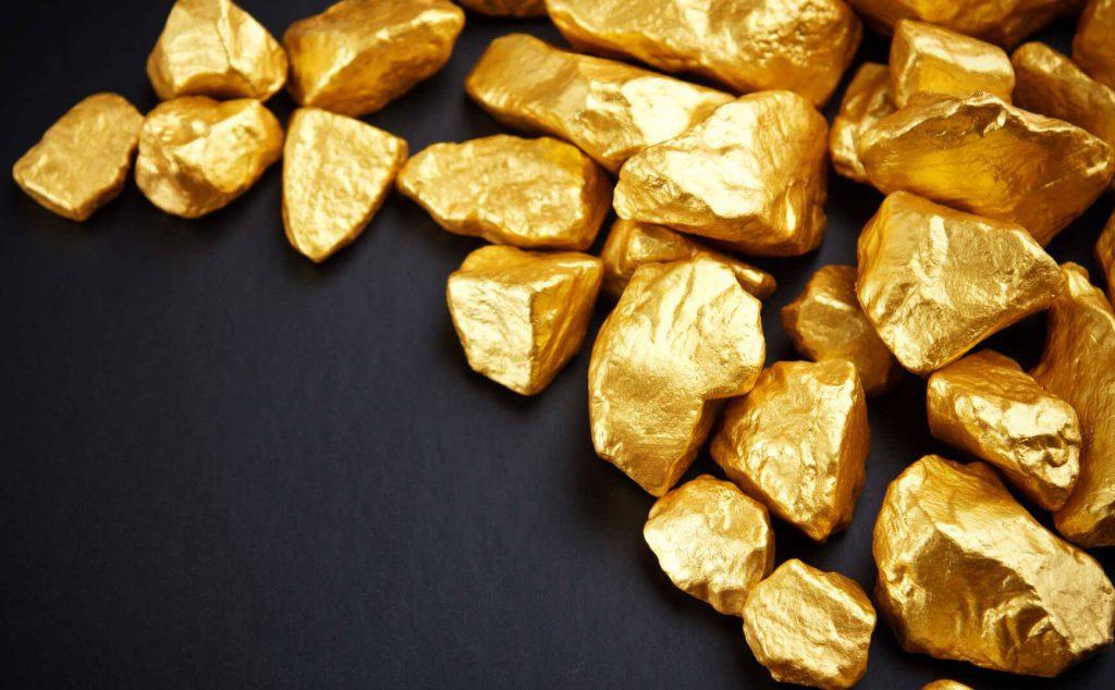 Shine bright like....gold!