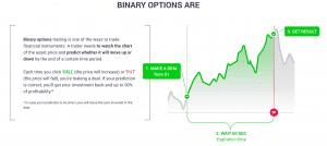 Los principios del trading con Opciones Binarias Explicados