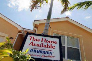 EEUU: Caída en la venta de propiedades