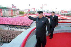 China y Corea del Norte