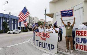 Diplomatic conflict USA vs. Cuba
