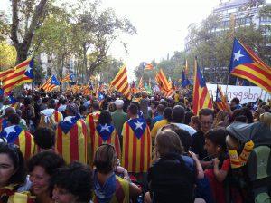 Catalonia protests