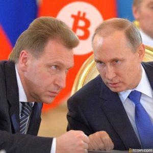 Russland ICO