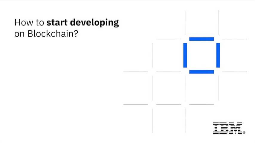 Tech Giant IBM wśród najbardziej aktywnych Blockchain Backers