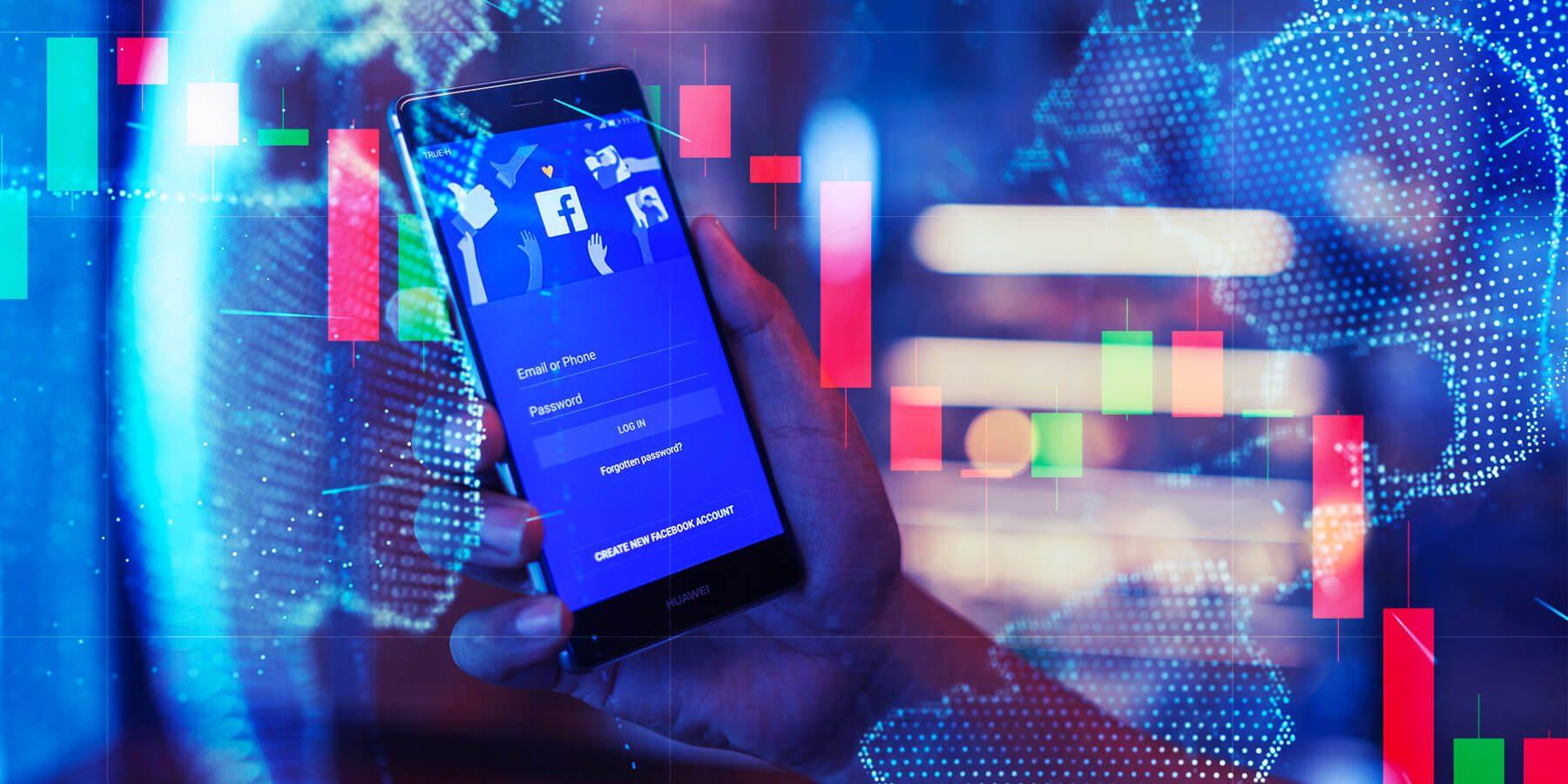 Facebook giảm 20% trong giao dịch sau giờ mở cửa
