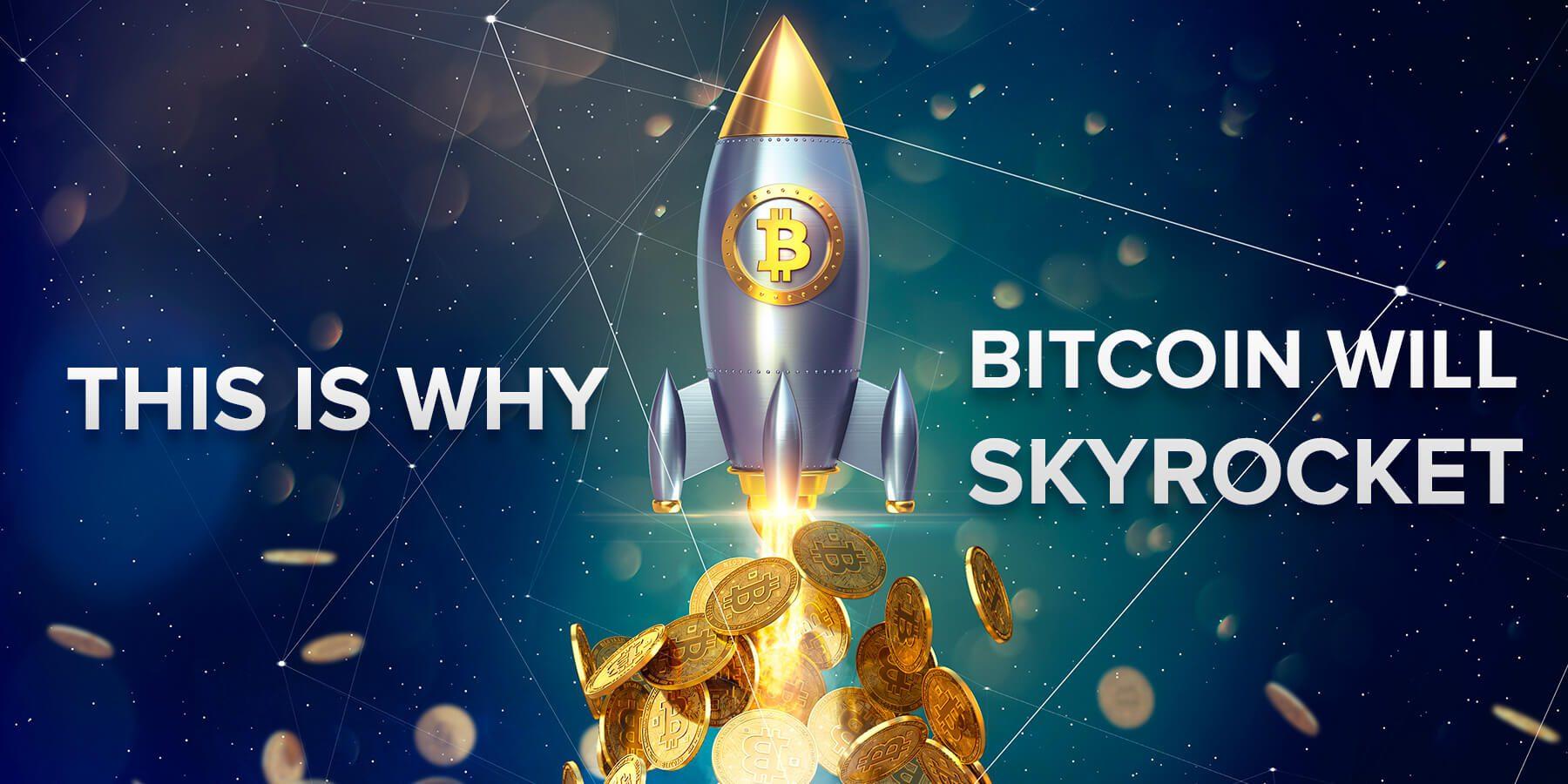 bitcoin preț skyrocket