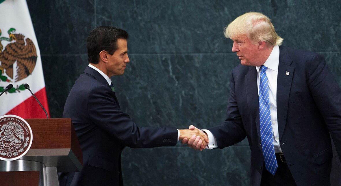 Hoa Kỳ và Mexico đồng ý về thương mại!