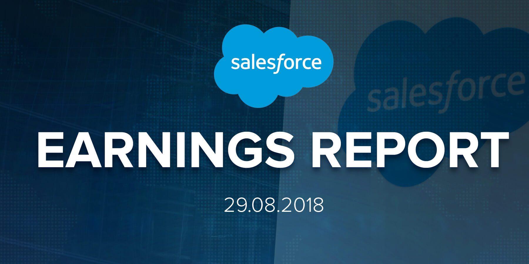 Báo cáo Thu nhập Salesforcce.com. Is It Worth tiền của bạn?