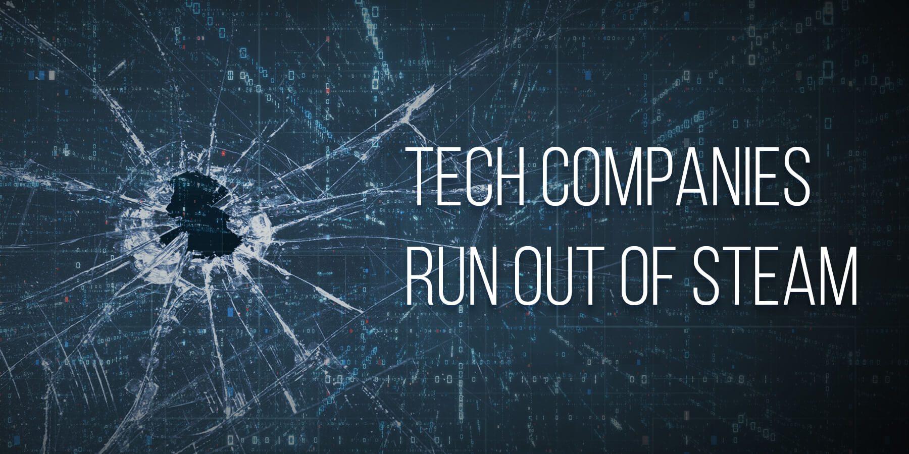 Người khổng lồ công nghệ sắp rơi hay họ?