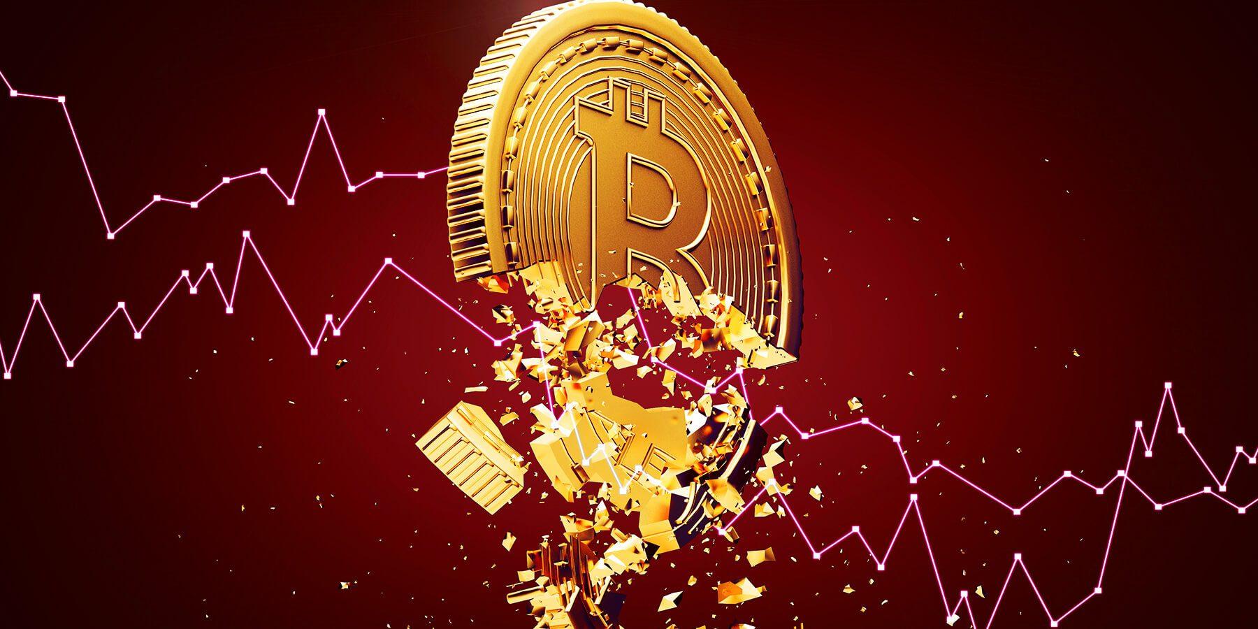 Bitcoin đã chết. Bitcoin trực tiếp dài!
