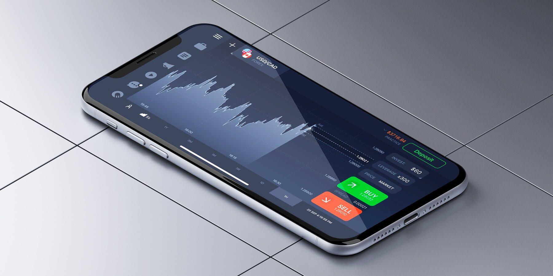 Giao dịch trên điện thoại di động là tương lai