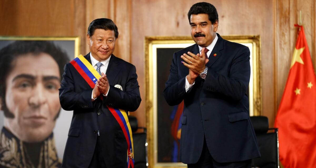 Trung Quốc sẵn sàng giúp Venezuela