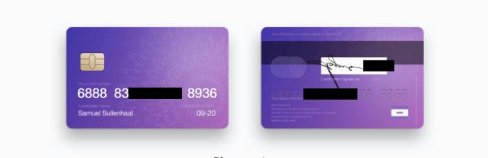 วิธีการยืนยันบัตรธนาคารของฉันบน IQ Option